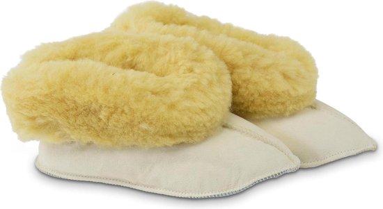 Sonja pantoffel van schapenvacht – maat 39