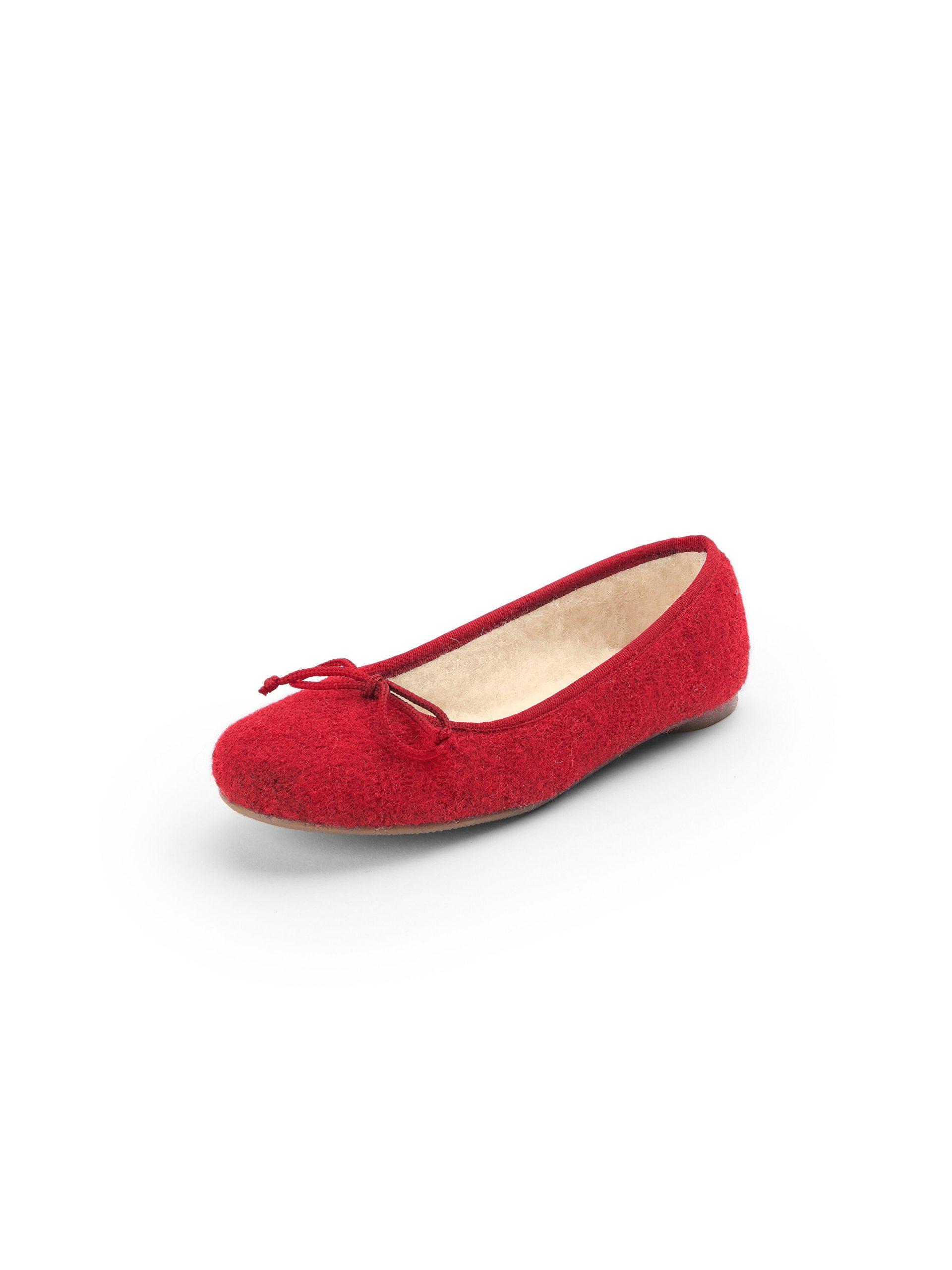 Ballerina's Van Kitzpichler rood